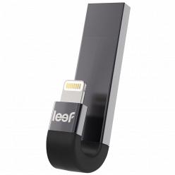 Флэш-диск Leef iBridge 3 64GB черный