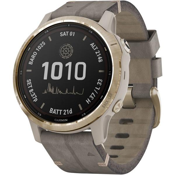 Смарт часы Garmin Fenix 6S Pro Solar
