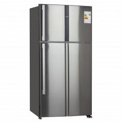 Холодильник с большой морозильной камерой Hitachi R-V662PU3XINX
