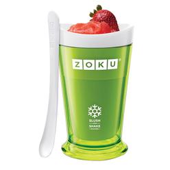 Форма для холодных десертов Zoku Slush & Shake ZK113-GN