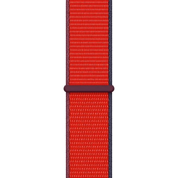 Ремешок для умных часов Apple Watch 40 мм, красный (PRODUCT)RED (MG443ZM/A) Watch 40 мм, красный (PRODUCT)RED (MG443ZM/A)