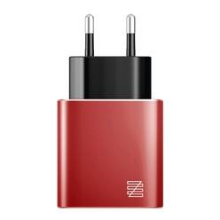 Зарядное устройство Lenzza Piazza MFi LPAWCMFI Red