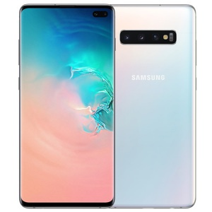 Смартфон Samsung Galaxy S10+ перламутр