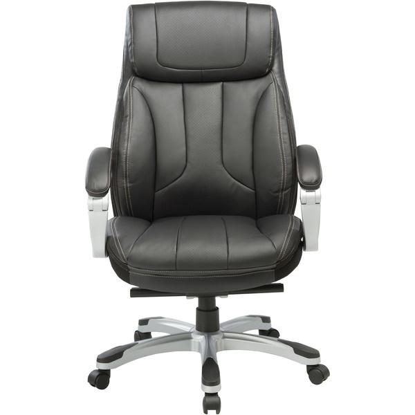 Компьютерное кресло Бюрократ T-9921 черный, чёрный  - купить со скидкой