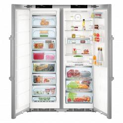 Холодильник двухкомпрессорный Liebherr SBSes 8663