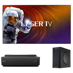 Лазерный телевизор Hisense Laser TV H100LDA
