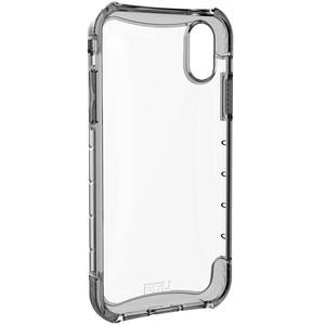 UAG Plyo для iPhone XR, серый