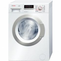 Узкая стиральная машина с фронтальной загрузкой Bosch WLG24260OE
