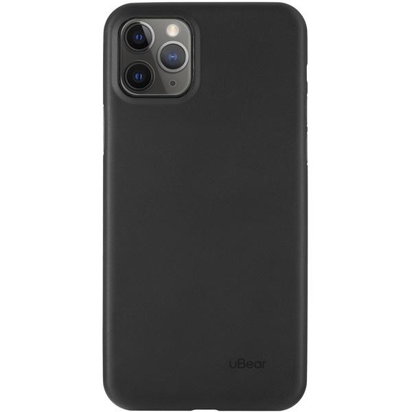 Чехол для смартфона uBear Super Slim Case для iPhone 11 Pro, черный фото