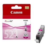 Картридж Canon CLI-521M Чернильница пурпурная