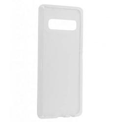 Чехол для смартфона Red Line iBox Crystal для Samsung Galaxy S10, прозрачный