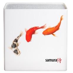 Подставка для ножей Samura Hypercube KBH-101F/Y