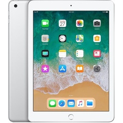 Планшет Apple iPad (2018) 9.7 128GB Wi-Fi Silver