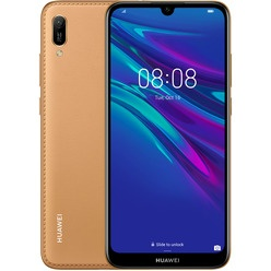 Смартфон Huawei Y6 2019 Янтарный коричневый