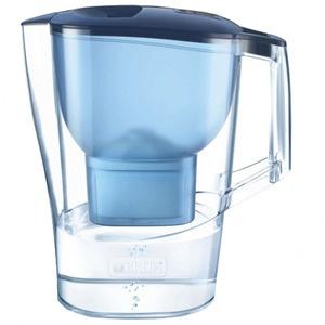 Фильтр для очистки воды Brita Aluna XL МЕМО МХ+ синий