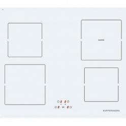 Белая варочная панель Kuppersberg FA 6IF W