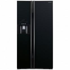 Холодильник на 400 литров Hitachi R-S702GPU2GBK