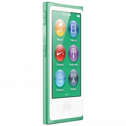 Цифровой плеер iPod Apple iPod nano 7 16Gb Green