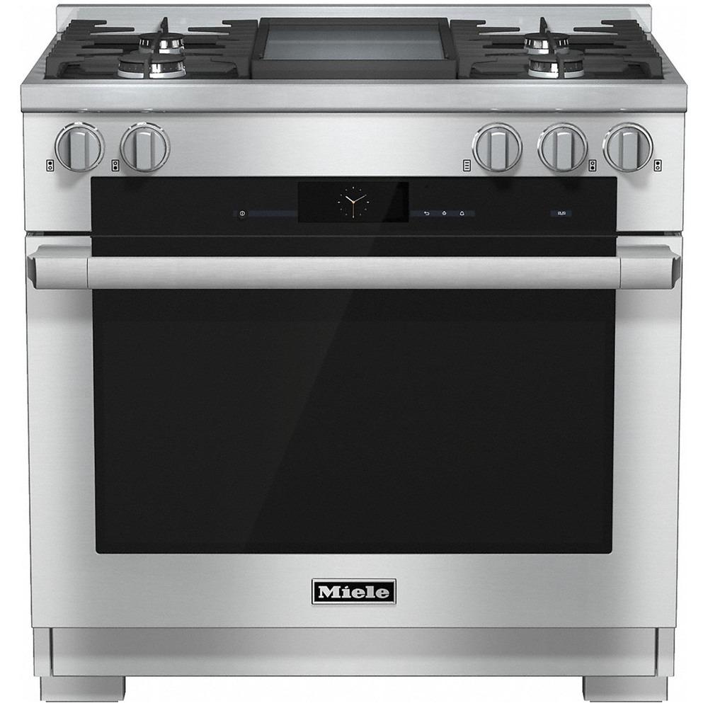 Комбинированная плита Miele Range Cooker HR1936