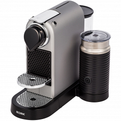 Кофеварка BORK C533 Citiz&Milk Silver