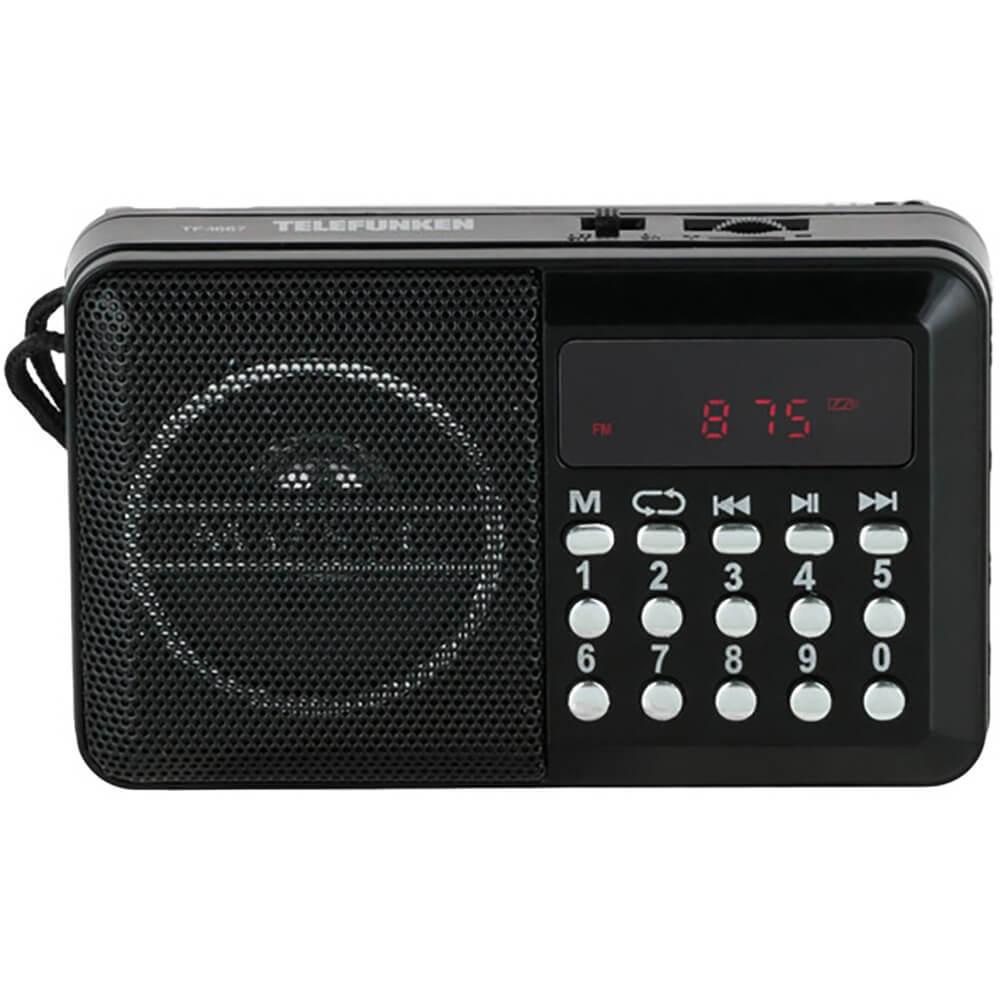 Радиоприемник Telefunken TF-1667