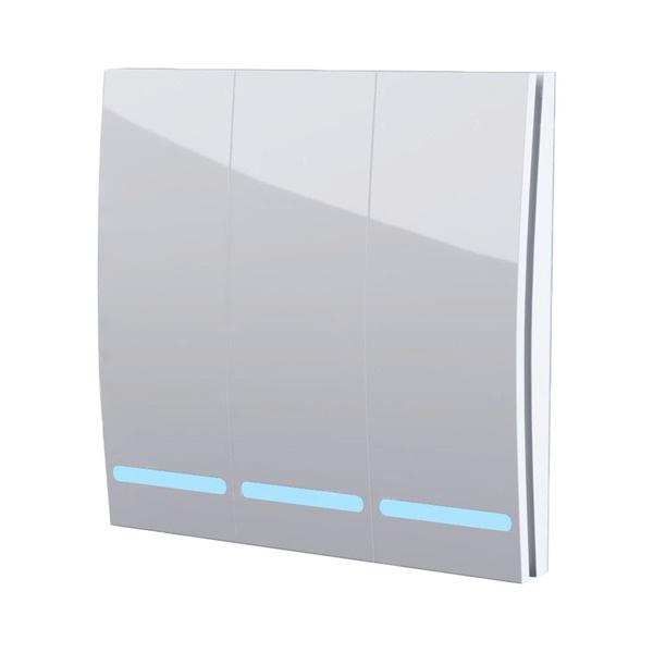 Беспроводной выключатель Sibling Powerlite-M3, белый