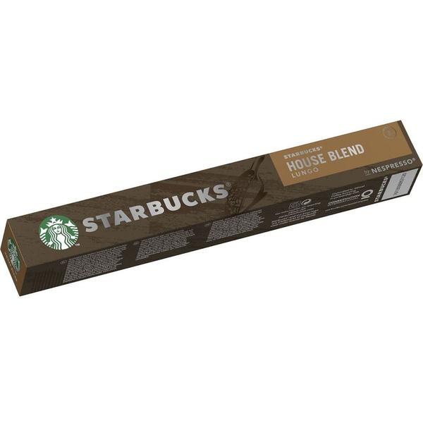 Капсулы для кофемашин Starbucks House Blend