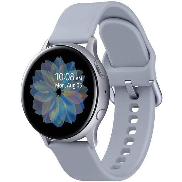 Смарт-часы Samsung Galaxy Watch Active2 44 мм арктика фото
