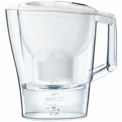 Фильтр для очистки воды Brita Maxtra Aluna XL 3.5 л белый