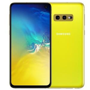 Смартфон Samsung Galaxy S10e желтый
