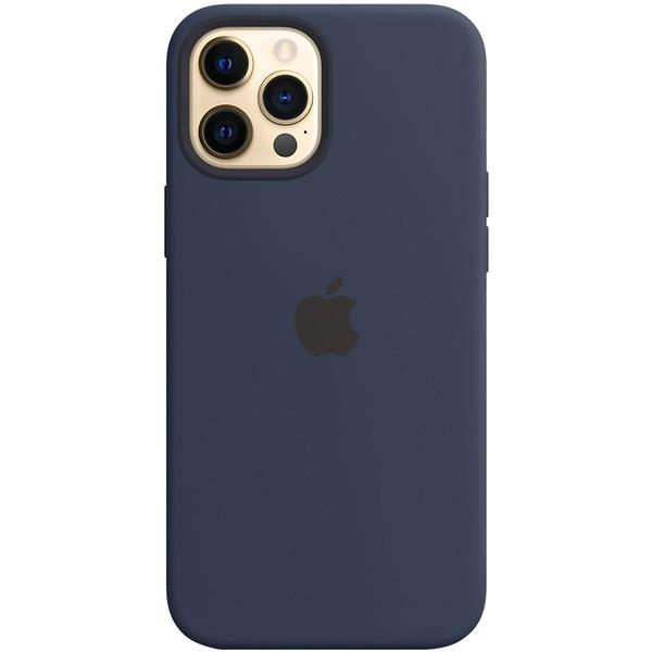 Чехол для смартфона Apple iPhone 12 Pro Max MagSafe, тёмный ультрамарин