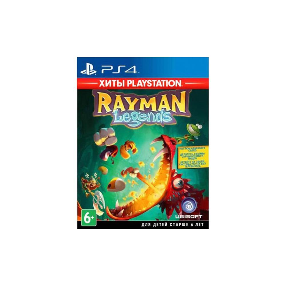 Rayman Legends (Хиты PlayStation) PS4, русская версия UbiSoft Sony Rayman Legends (Хиты PlayStation) PS4, русская версия