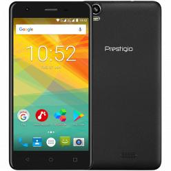 Смартфон Prestigio Muze H3, Black (PSP3552DUOBLACK)