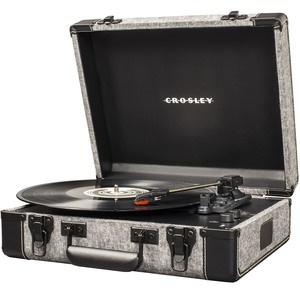 Проигрыватель виниловых пластинок Crosley Executive Deluxe CR6019D-SMK