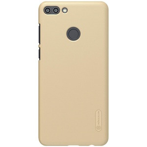 Nillkin Super Frosted Shield для Huawei Y9 2018, золотой