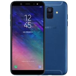 Смартфон Samsung Galaxy A6 SM-A600F blue