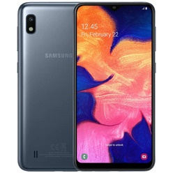 Смартфон Samsung Galaxy A10 (2019) Black