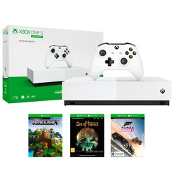 Игровая приставка Microsoft Xbox One S 1 TB All Digital