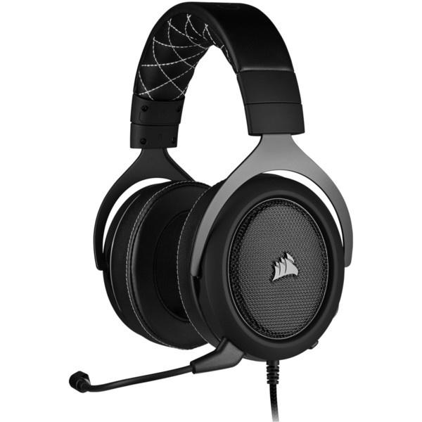 Компьютерная гарнитура Corsair HS60 Pro Surround Gaming Headset, карбон
