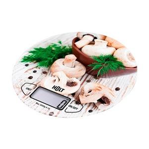 Кухонные весы Holt HT-KS-003 грибы