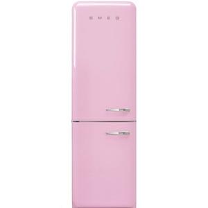Розовый Холодильник Smeg FAB32LPK3 розовый