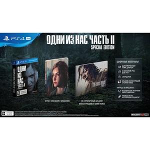 Одни из нас: Часть II. Special Edition PS4, русская версия