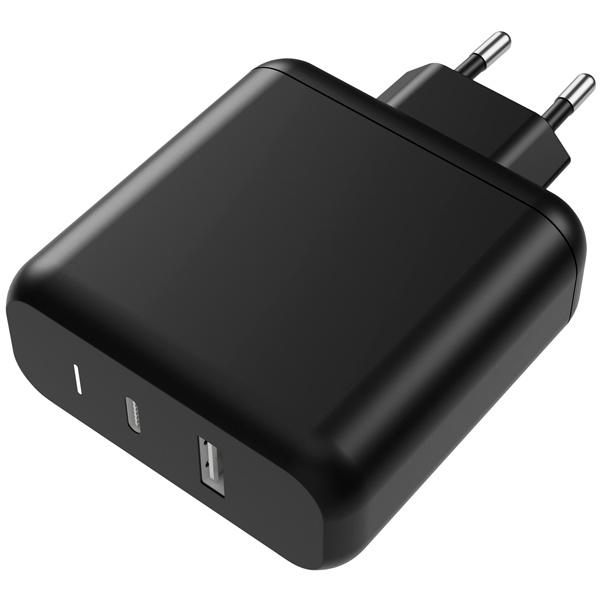 Зарядное устройство  Vipe Travel Station M 60W, черный (VPTST60WBLK)
