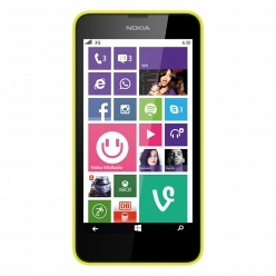 Смартфон Nokia Lumia 630 Dual Sim Yellow