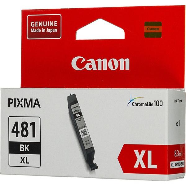 Картридж Canon INK CLI-481XL BK EMB