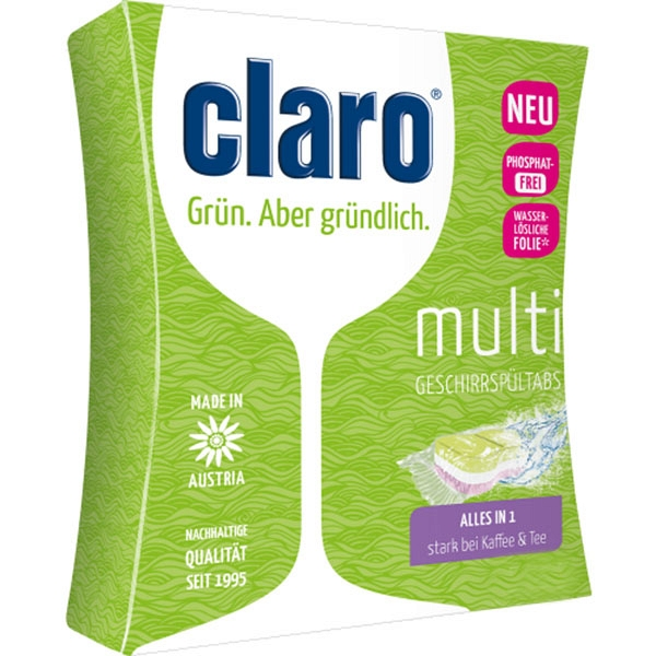 Купить Таблетки Claro Multi (31078), Multi (31078) таблетки