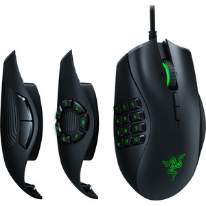Razer Naga Trinity черная