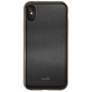 Moshi iGlaze для iPhone XS/X черный
