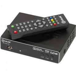 Цифровой ресивер D-color DC1501HD