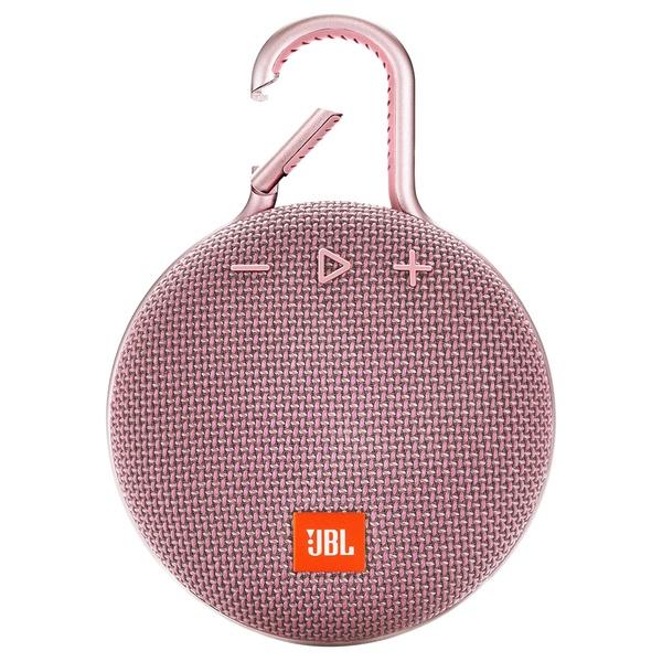 Портативная акустика JBL Clip 3 Pink фото